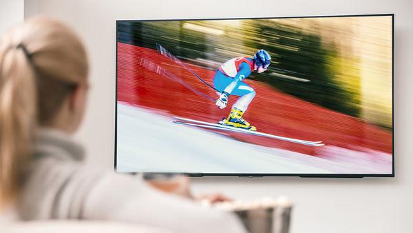 La SRG SSR continua a trasmettere eventi d'eccellenza in fatto di sport invernali e di sci