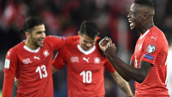 Eventi dedicati alla nazionale svizzera di calcio.