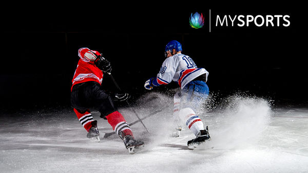 Starke Playoff-Serien auf MySports One