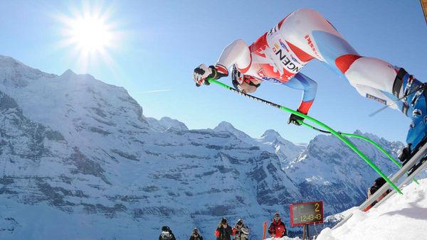 Ski: trois courses classiques en janvier